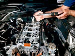 Диагностика и ремонт двигателя (ДВС) в Донецке